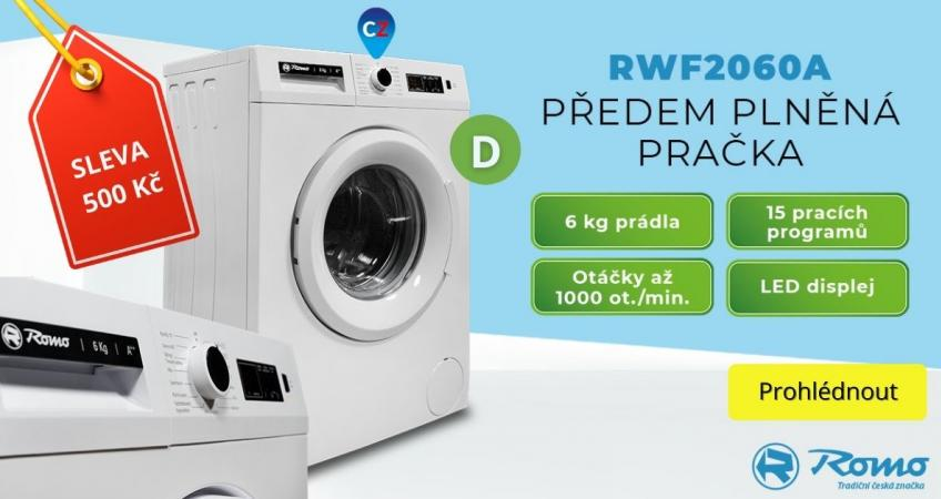 Pračka RWF2060A