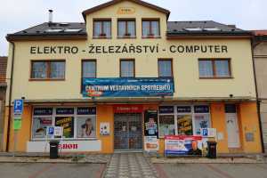 Prodejna elektro, hobby Golčův Jeníkov obr.1