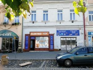 Prodejna elektro, hobby Čáslav obr.1
