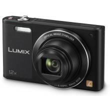 Panasonic DMC-SZ10EP-K, 16Mpx, 12x zoom 24mm, OIS, HD, WiFi, černý Fotoaparát