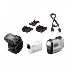 SONY FDR-X1000VR ActionCam 4K s náramkovým ovladačem videokamera