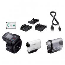 SONY HDR-AS200VR Videokamera Action Cam s technologií Wi-Fi® a GPS - s dálkovým ovladačem