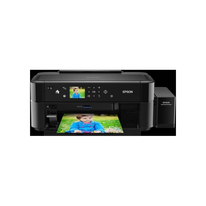 EPSON L810 - A4/38-37ppm/6ink/potiskDVD Tiskárna