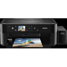 EPSON L850 - A4/38-37ppm/6ink/potiskDVD/CISS Tiskárna