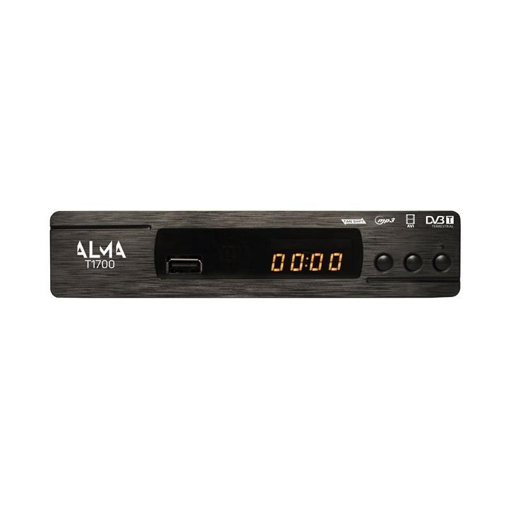 Alma T 1700 DVB-T přijímač pozemního vysílání