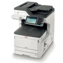 OKI MC853dn A3 23/23 ppm ProQ2400 dpi PCL6/PS3,USB 2.0,LAN (Print/Scan/Copy/Fax)