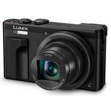 Panasonic DMC-TZ80EP-K, 18 Mpx, 30x zoom 24mm, HOIS, 4K, WiFi, hledáček, černá Fotoaparát