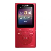 SONY NW-E393 - Digitální hudební přehrávač Walkman® 4GB - Red