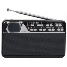 First FA-1925-1 Kapesní radio černé
