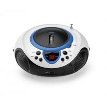 Lenco SCD 38 USB BLUE Radio s CD/MP3/USB