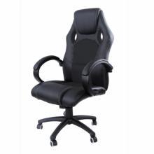 Židle kancelářská racing PRO ZK-010 černá