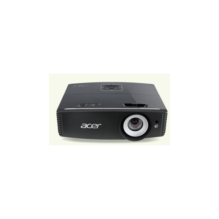 Acer P6600 DLP/3D/1920x1200 WUXGA/5000 ANSI lm/20 000:1/HDMI/MHL/USB/RJ45/Repro/ColorBoos II+/LumiSense+/4,5 Kg Projektor