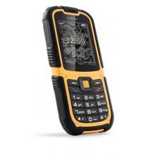 myPhone HAMMER 2 oranžovo-černý mobilní telefon DUAL SIM