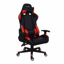 Židle kancelářská RACING PRO ZK-012 černo/červené