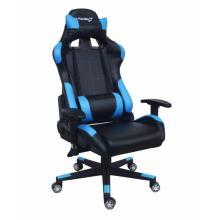 Židle kancelářská RACING PRO ZK-012 černo/modré