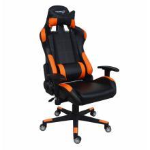 Židle kancelářská RACING PRO ZK-012 černo/oranžové