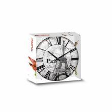 Nástěnné hodiny 31cm WH-6772 PARIS