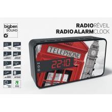 Bigben RR 15 TELEPHONE radiobudík