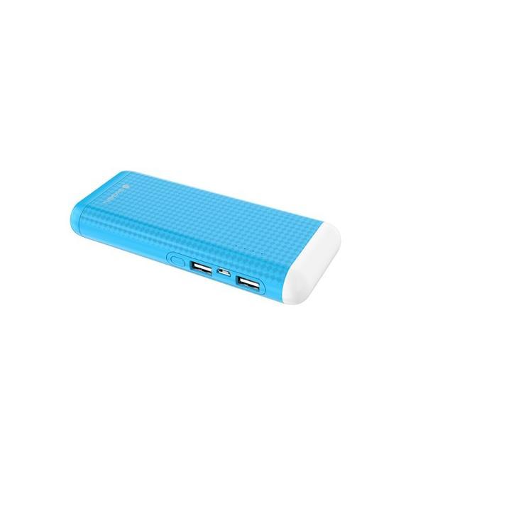 GoGEN GOGPBL125004BL power bank světle modrá