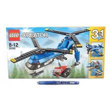 LEGO - Creator - vrtulník se dvěma vrtulemi