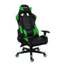Židle kancelářská RACING PRO ZK-012 černo/zelená