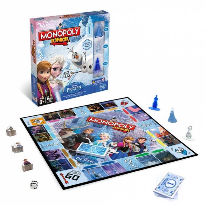 Monopoly - Ledové království FROZEN
