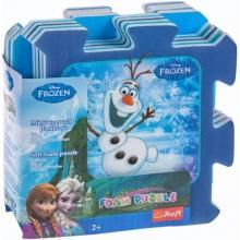 Trefl Pěnové puzzle koberec Frozen
