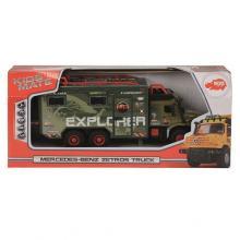 Dickie truck Explorer truck 24 cm zelená