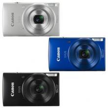Canon IXUS 190 SILVER - 20MP, 10x zoom, 24-240mm, 2,7