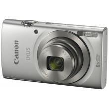 Canon IXUS 185 SILVER - 20MP, 8x zoom, 28-224mm, 2,7