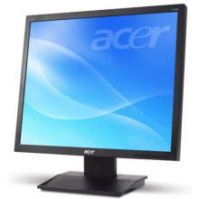 Acer LCD V196LBbmd IPS LED, 1280x1024, 100M:1, 5ms, black, VGA, DVI, repro, TCO 7.0