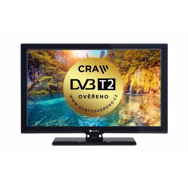 GoGEN TVF 22N266T Televize černá