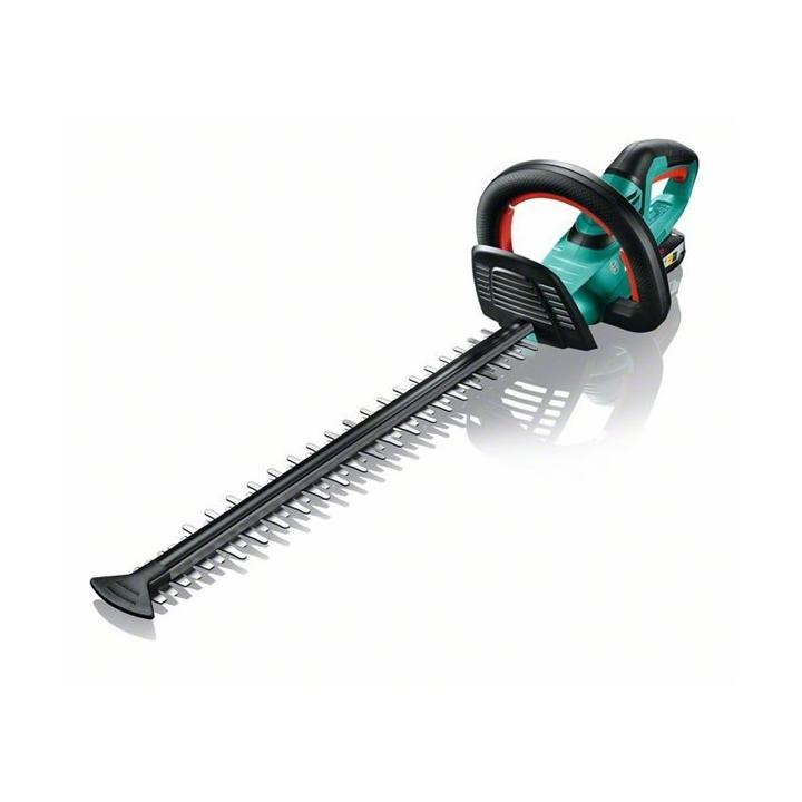 Akumulátorové nůžky na živý plot Bosch AHS 50-20 LI