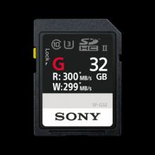 SONY SD karta SF32G 32GB 300 MB/s