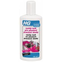 HG Rychlý lesk pro plastové pracovní desky 125ml
