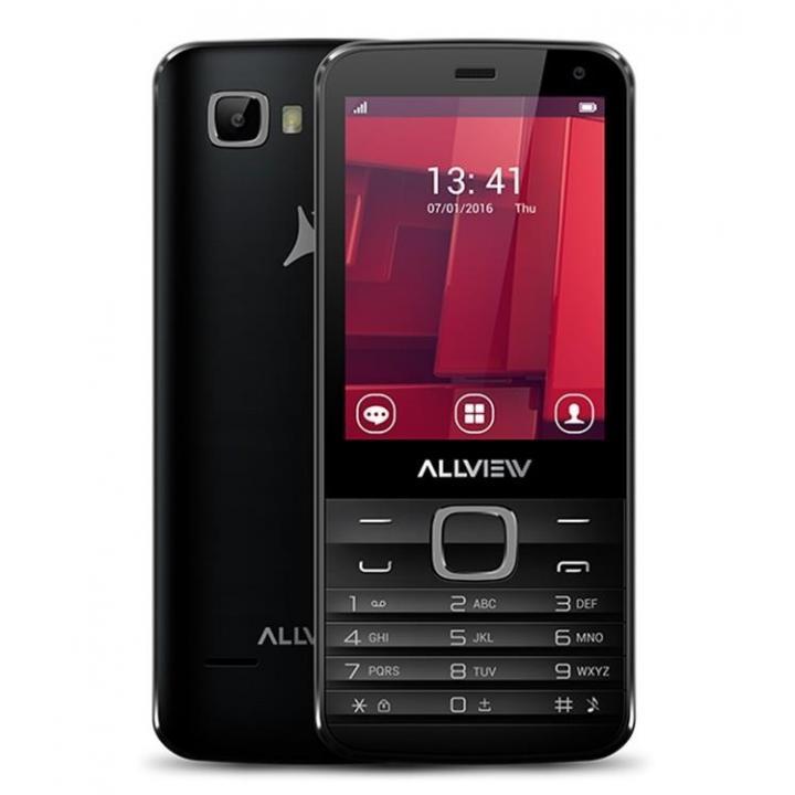 ALLVIEW H3 JOIN černý mobilní telefon