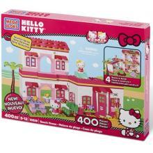 Mega Bloks Hello Kitty plážový domek Beach House 10929