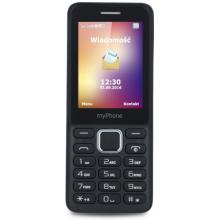 myPhone 6310 černý mobilní telefon