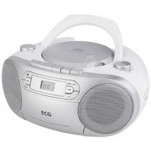 ECG CDR 888 USB Silver radiomagnetofon
