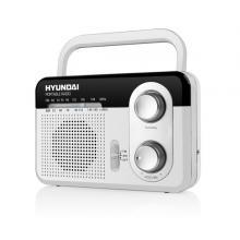Hyundai PR 411 W radiopříjímač, bílý