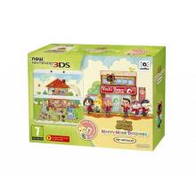 New Nintendo 3DS Animal Crossing HHD + Card