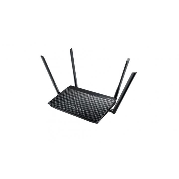 ASUS DSL-AC55U Dvoupásmový 802.11ac Wi-Fi ADSL/VDSL Modem Router
