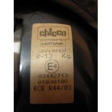 Autosedačka Chicco Artsana 0-13kg-použitá