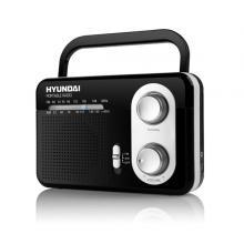 Hyundai PR 411 B radiopříjímač, černý
