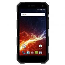 myPhone HAMMER ENERGY černý mobilní telefon odolný
