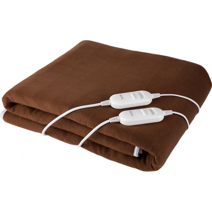 ECG ED 140 HN elektrická deka hnědá