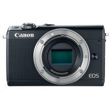 Canon EOS M100 Body Black, bezzrcadlovka , 24 MP, 3,0