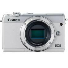 Canon EOS M100 Body ORION White, bezzrcadlovka , 24 MP, 3,0