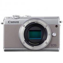 Canon EOS M100 Body Grey, bezzrcadlovka, 24 MP, 3,0