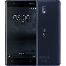 Nokia 3 Dual SIM mobil modrý